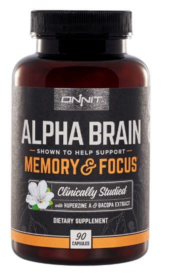 alpha brain nootropic