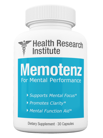 Memotenz Nootropic Review