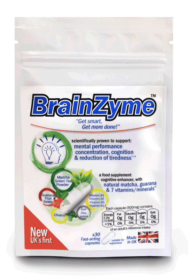 Brainzyme Nootropic Review