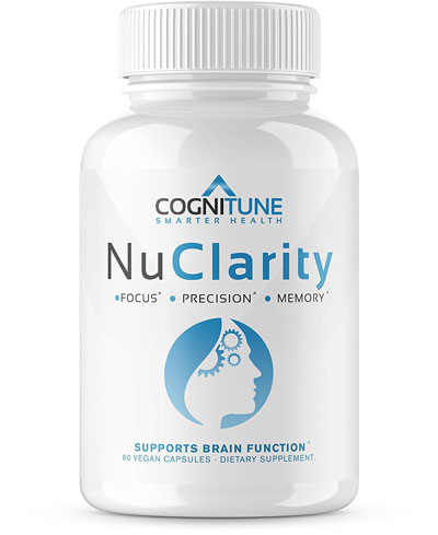 Cognitune NuClarity Nootropic Review