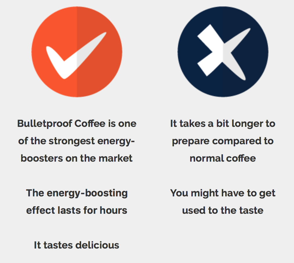 bulletproof coffee review