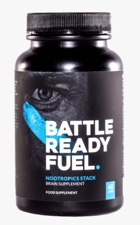battle ready fuel nootropic stack