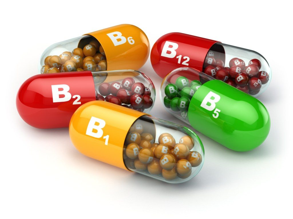 b-vitamin nootropic stack